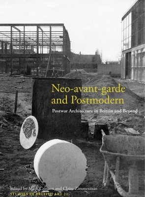 Cover for Neo-avant-garde and Postmodern