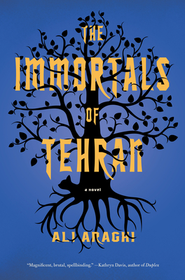 The Immortals of Tehran Cover Image