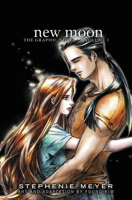 New Moon: The Graphic Novel, Vol. 1 (The Twilight Saga #3) Cover Image