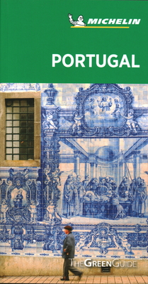 Michelin Green Guide Portugal Madeira the Azores: Travel Guide Cover Image