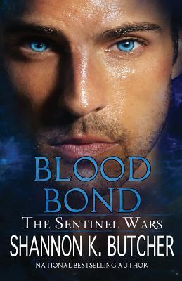 Blood Bond (Sentinel Wars #10) Cover Image
