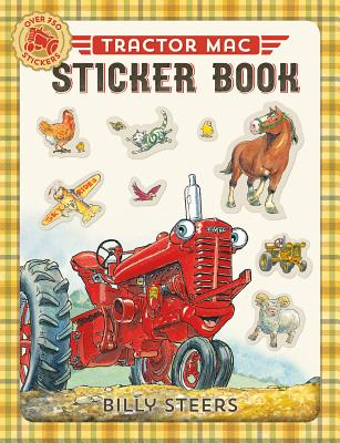 Tractor Mac Sticker Book Cover Image