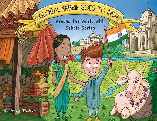 Global Sebbie Goes to India Cover Image