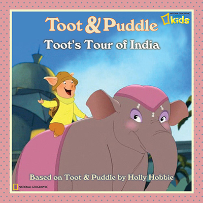 Toot's Tour of India Cover
