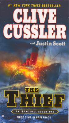 The Thief (Isaac Bell Adventures) Cover Image