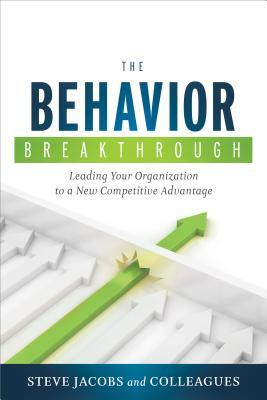 The Behavior Breakthrough Cover