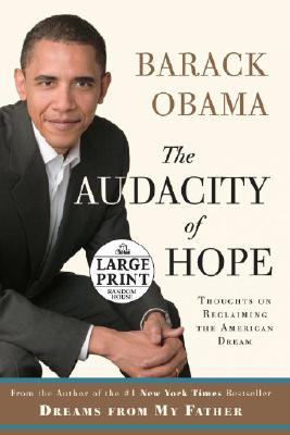 The Audacity of Hope Cover