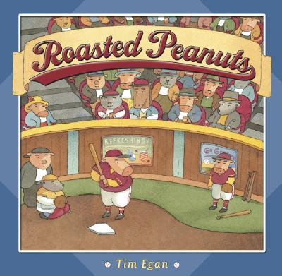 Roasted Peanuts Cover