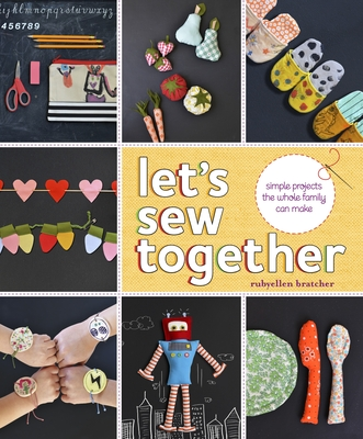 Let's Sew Together Cover