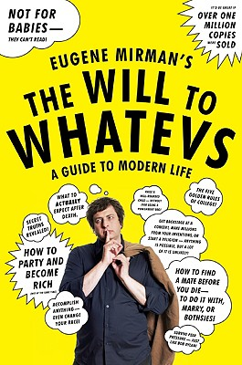 The Will to Whatevs Cover