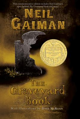 The Graveyard Book Commemorative Edition Cover Image