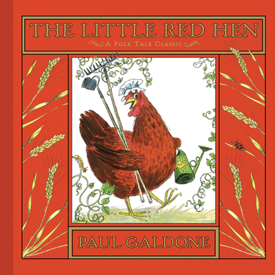 The Little Red Hen (Paul Galdone Classics) Cover Image