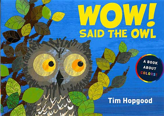 Wow! Said the Owl Cover
