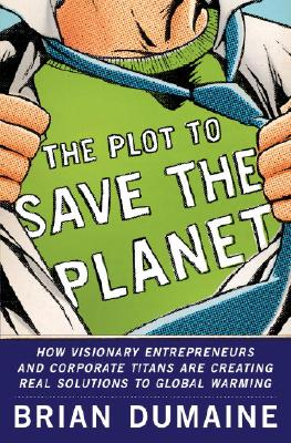 The Plot to Save the Planet Cover