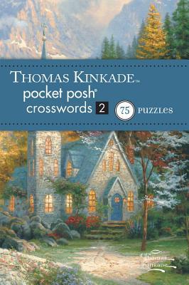 Cover for Thomas Kinkade Pocket Posh Crosswords 2