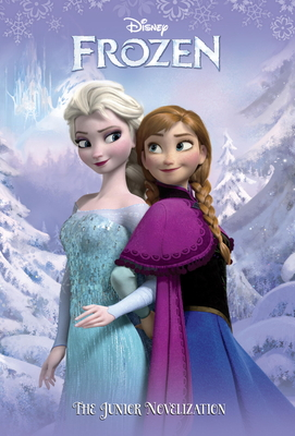 Frozen: The Junior Novelization Cover Image