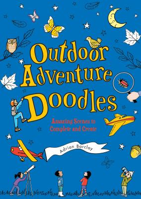 Cover for Outdoor Adventure Doodles