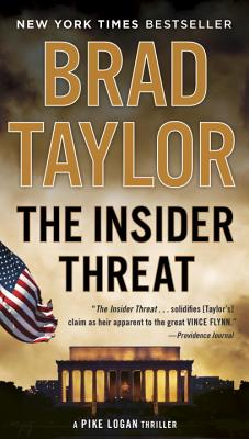The Insider Threat (A Pike Logan Thriller #8) Cover Image