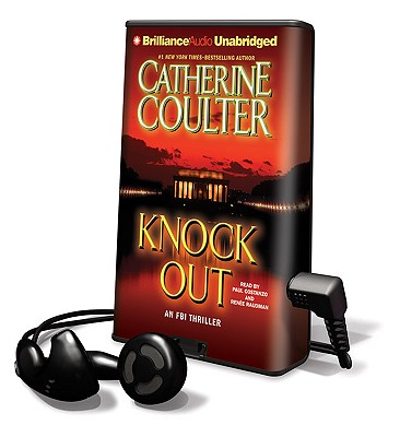 Knockout [With Earbuds] (Playaway Adult Fiction) Cover Image