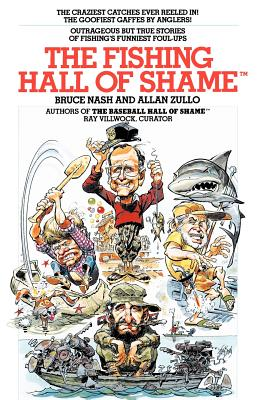 The Fishing Hall of Shame Cover