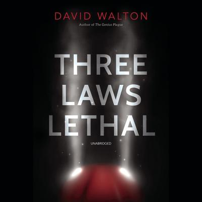 Three Laws Lethal Lib/E Cover Image