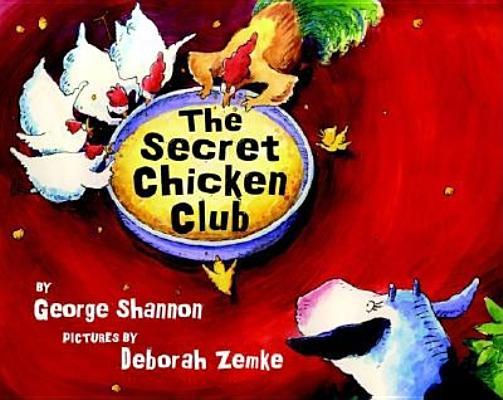 The Secret Chicken Club Cover