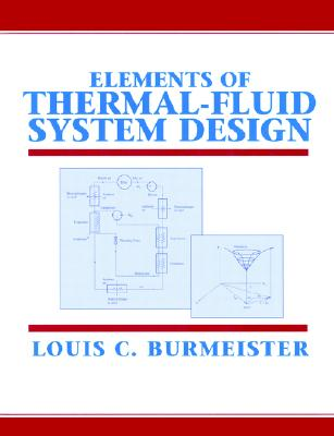 Elements of Thermal-Fluid System Design Cover Image