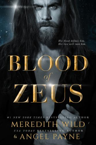 Cover for Blood of Zeus