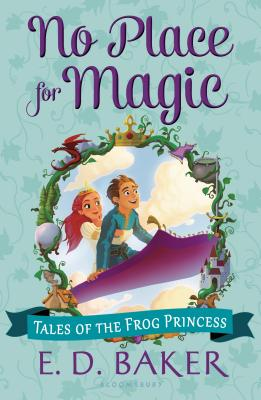 No Place for Magic (Tales of the Frog Princess) Cover Image
