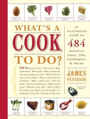 What's a Cook to Do? Cover