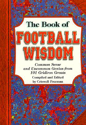 The Book of Football Wisdom Cover