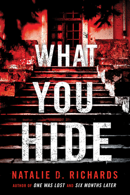 Cover for What You Hide