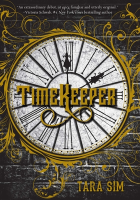 Timekeeper Cover Image