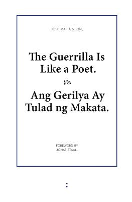 The Guerrilla Is Like a Poet Cover Image