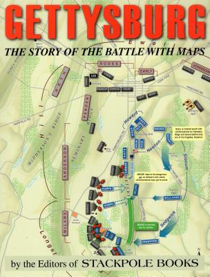 Gettysburg: The Story of the Battle with Maps Cover Image