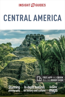Insight Guides Central America (Travel Guide with Free Ebook) Cover Image