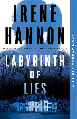 Labyrinth of Lies (Triple Threat #2) Cover Image