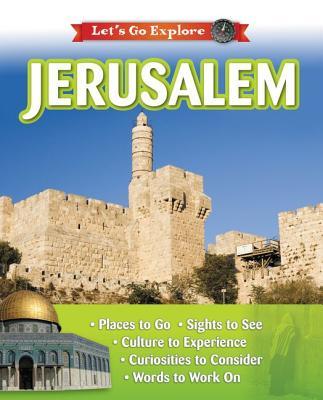 Jerusalem (Let's Go Explore) Cover Image