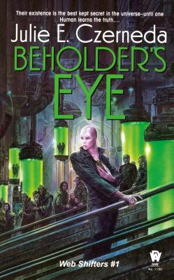 Beholder's Eye (Web Shifters #1) Cover Image