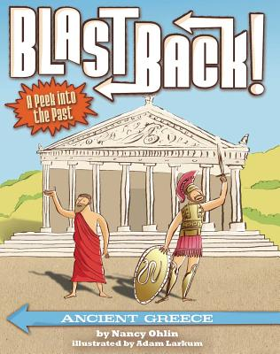 Ancient Greece (Blast Back!) Cover Image