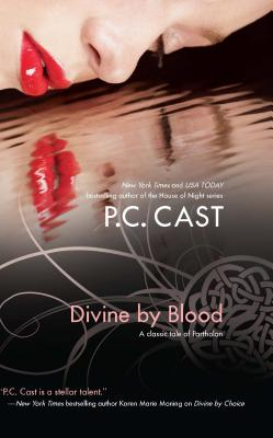 Divine by Blood Cover