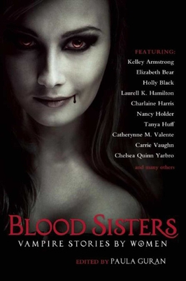 Blood Sisters: Vampire Stories by Women Cover Image