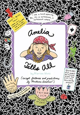 Amelia Tells All Cover