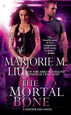 The Mortal Bone Cover