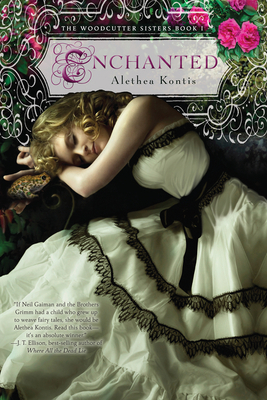 Enchanted (The Woodcutter Sisters #1) Cover Image