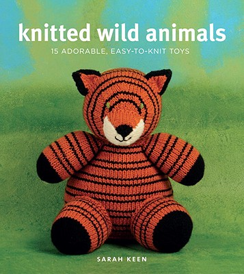 Knitted Wild Animals Cover