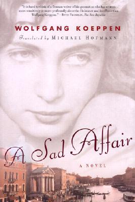 A Sad Affair: A Novel Cover Image