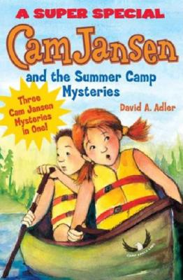 Cover for Cam Jansen and the Summer Camp Mysteries