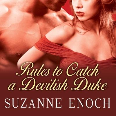 Rules to Catch a Devilish Duke Lib/E Cover Image