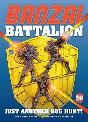 Banzai Battalion Cover